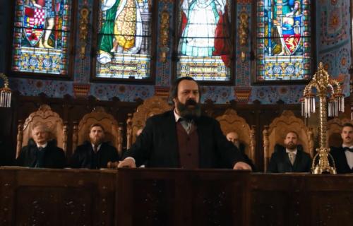 """""""Ime naroda"""" stiže u bioskope: Oduševiće vas Ljubomir Bandović (VIDEO)"""