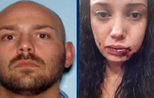 Pozvao je na prvi sastanak: Posle POLJUPCA je PRETUKAO na ulici, pa joj pištolj uperio u čelo (VIDEO)