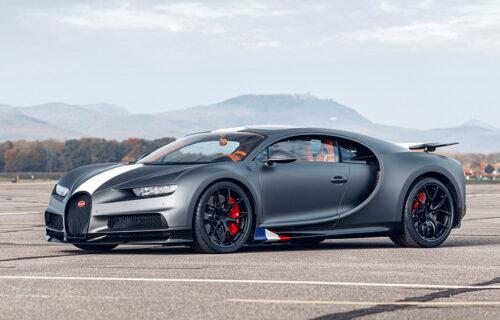 Bugatti slavi HEROJE NEBA: Specijalna edicija za 2,9 miliona evra (VIDEO)