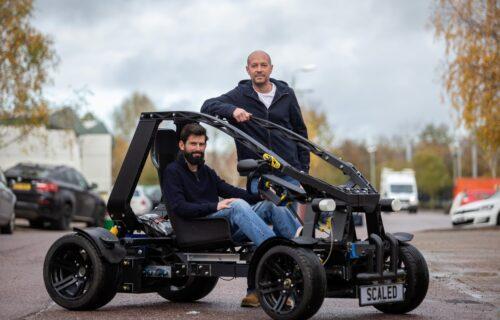 Ovo je Kameleon, prvi automobil napravljen uz pomoć 3D štampača (VIDEO)