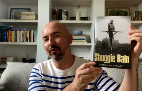 Značajno književno priznanje: Škotski pisac Daglas Stjuart dobio Bukerovu nagradu