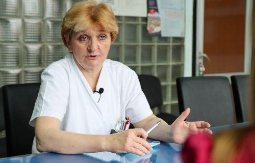 """Dr Grujičić UPOZORILA: Nekovid pacijenti sve teže do lekara, """"mi radimo 150 odsto, popunjene su nam sale"""""""