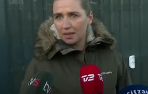 Danska premijerka se u suzama izvinjavala građanima: Preko noći postala je omražena milionima (VIDEO)