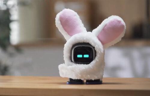 Robot s emocijama: Preslatki EMO biće vaš najbolji prijatelj (VIDEO)