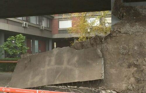 Milan je čuo JAK UDARAC na Paliluli i pogledao kroz prozor: Sreća da niko nije stradao