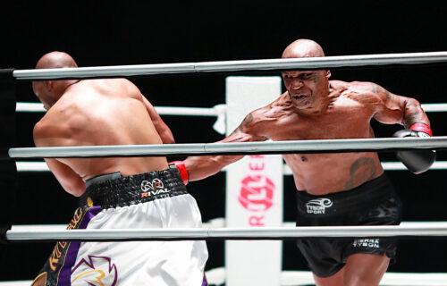 Tajson još nije sve rekao: Legendarni bokser najavio meč u 2021.