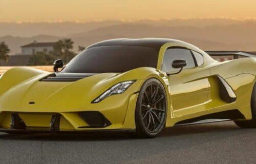 """Uoči premijere NAJBRŽEG automobila na svetu: Hennessey Venom F5 spreman da """"poleti"""""""