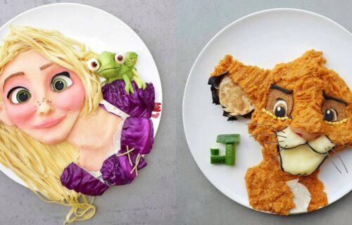 Ko ne bi voleo ovakav DORUČAK? Želeo je ZDRAVIJE obroke za svoju decu, a sada je svetski poznat (FOTO)