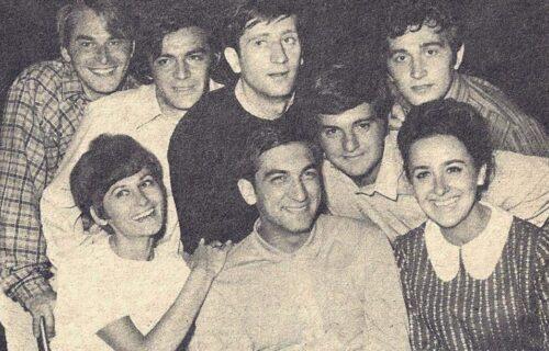 Ivan Bekjarev sa kolegama sa klase: Prepoznajete li sve glumačke legende sa fotografije?