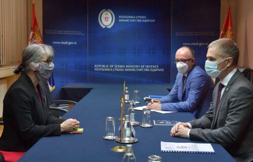 Značajan dijalog dve zemlje: Ambasadorka Ujedinjenog Kraljevstva uputila ČESTITKE Stefanoviću