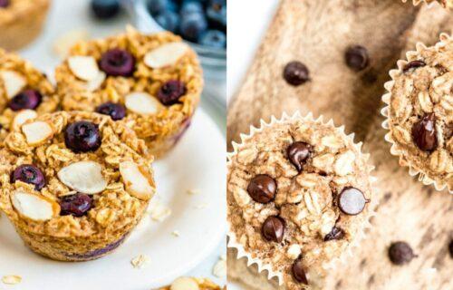 Korpice od ovsenih pahuljica na 4 načina: ZDRAV doručak BEZ GLUTENA u kome će svi uživati (FOTO+VIDEO)