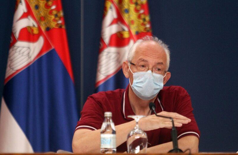 Krizni štab se obratio javnosti: Dr Kon saopštio važne informacije o POPUŠTANJU MERA i novom soju korone