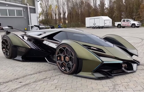 Kad igrica postane stvarnost: Upoznajte Lamborghini Vision GT (VIDEO)