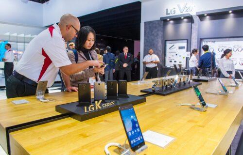 """Prvi """"roletna"""" telefon stiže 2021: Korejski LG najavljuje revoluciju (FOTO)"""