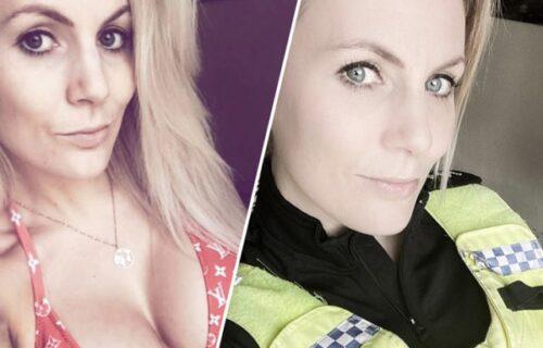 Povučena i tiha policajka se prvi put SKINULA: Kolege popadale na pod, a onda je otišla JOŠ DALJE (FOTO)