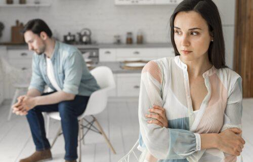 """Kad """"živeli su srećno do kraja života"""" više ne važi: Ovo su jasni znaci da vam je brak na klimavim nogama"""