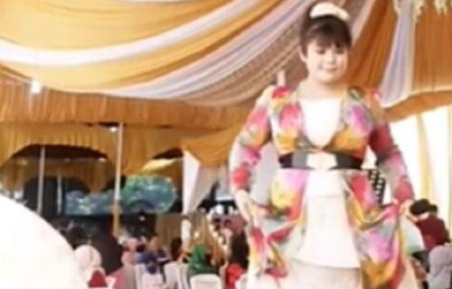 Oluja progutala svadbenu ŠATRU, pevačica nije znala da li je živa ili mrtva (VIDEO)