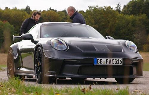Porsche 911 GT3 u akciji: Ekskluzivan snimak i detalji novog modela (VIDEO)