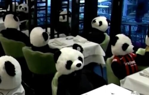Originalno i efektno: Vlasnik restorana pokazao na sjajan način šta misli o novim merama (FOTO)