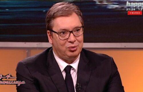 Aleksandar Vučić reagovao na TUŽNU VEST: Evo šta je rekao o preminulom glumcu Ivanu Bekjarevu