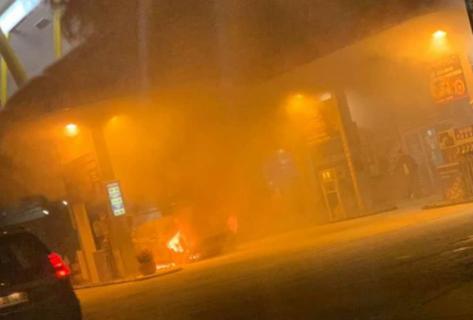 Užas u Teheranu: EKSPLODIRALA benzinska pumpa, ima ranjenih