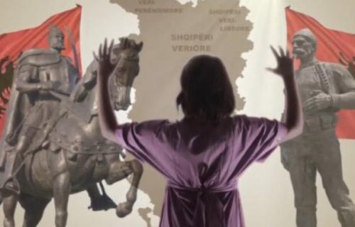 Skandal na crnogorskoj televiziji: Promovišu VELIKU ALBANIJU, emitovan šokantan spot (VIDEO)