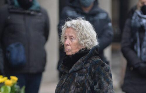 Eva Ras je objasnila zašto je morala da dođe na sahranu Bekjareva: Svi su MRTVI, samo sam ja ŽIVA...