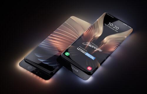 Samsung Galaxy s NOVIM ekranom, vlasnici Apple telefona biće ljubomorni (VIDEO)