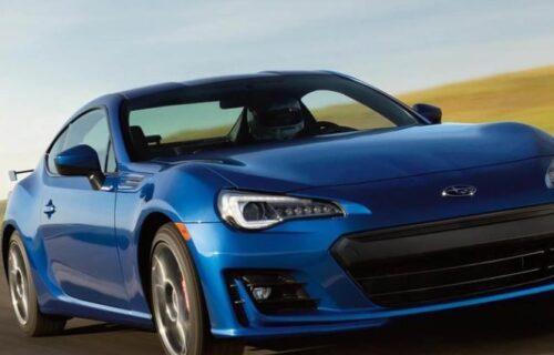 Objavljena prva fotografija novog Subaru BRZ modela - izgleda jako moćno (FOTO)