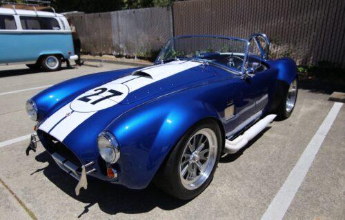 Shelby Cobra za budućnost: Kultni model dobio DVE VERZIJE na struju (VIDEO)