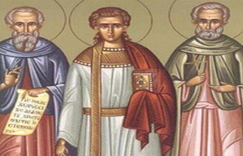 Vernici danas slave Svete mučenike: Ispoštujte OBIČAJ i izgovorite OVE reči