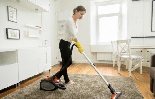Ovo niste znali: 4 korisna rešenja kod USISAVANJA tepiha u svakom domu