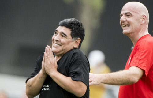 Maradona je imao još jednu poslednju želju: Porodica ga je u ovome strašno izneverila!