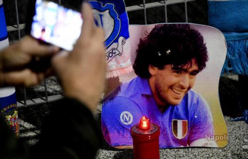 Bruka i sramota: U Argentini unakažen mural preminulog Dijega Maradone - zna se i ko su počinioci! (FOTO)
