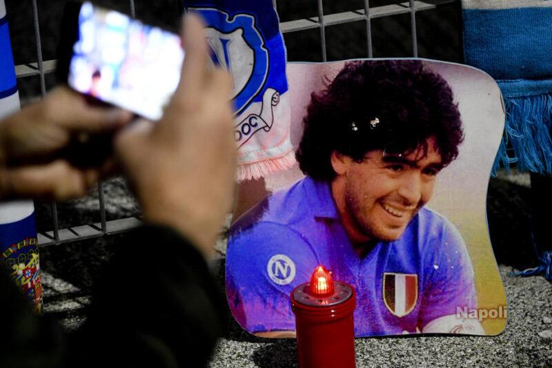 Bruka i sramota: U Argentini unakažen mural preminulog Dijega Maradone – zna se i ko su počinioci! (FOTO)
