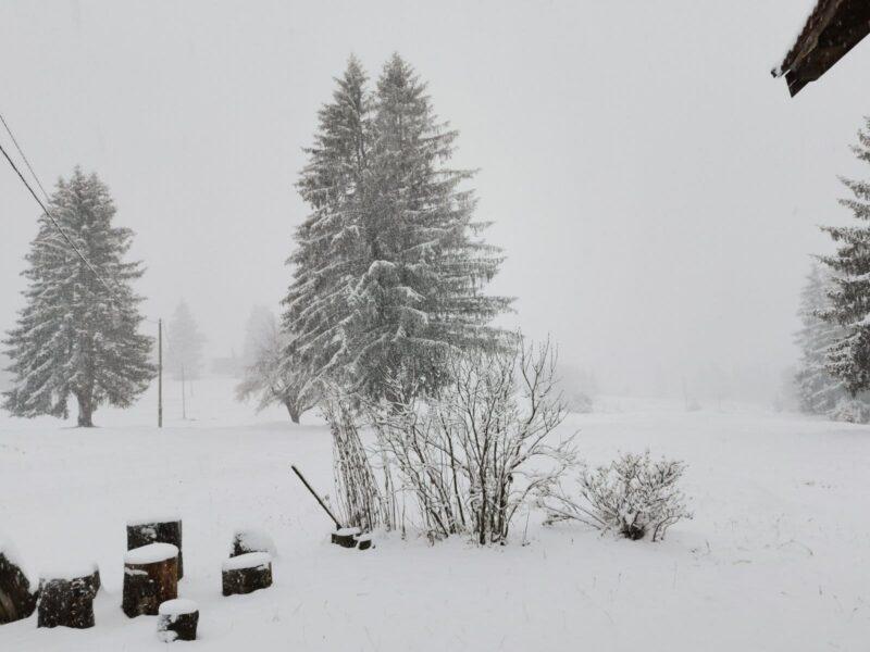 Stigao HLADNI TALAS: Na snazi je žuti meteoalarm, pred nama su ledeni dani