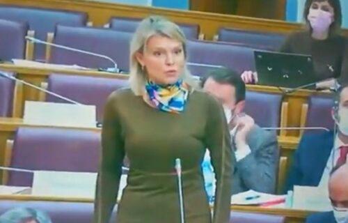 Vuksanović VREĐALA SRBE u Crnoj Gori: Ove reči nikako nije smela da izgovori (VIDEO)