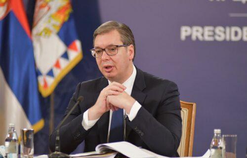 Predsednik Vučić uputio pismo SAUČEŠĆA povodom tragedije kod Posušja