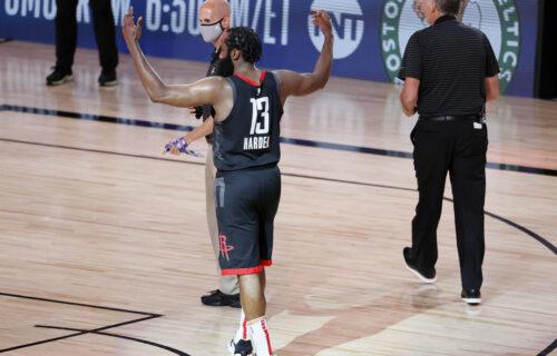 """Vest dana iz NBA lige: Harden odlazi iz Hjustona, dva kluba se otimaju za """"buckastog"""" superstara!"""