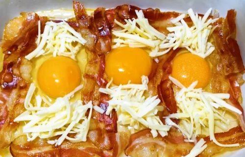 Za savršeno dobro jutro: Srpsko - italijanski doručak ćete rado spremati IZNOVA (VIDEO)