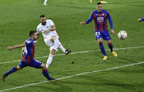 Nagrada koja mu mnogo znači: Benzema proglašen za najboljeg igrača sezone u Španiji