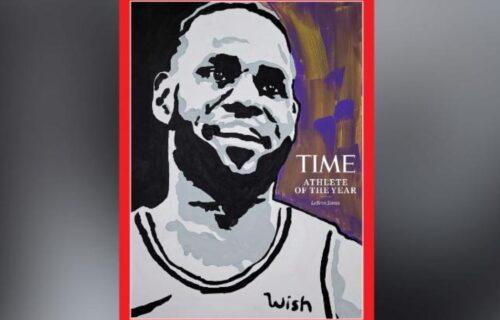 Priznanje magazina Time: Lebron Džejms pokazao da je vrhunski sportista, ali i više od toga