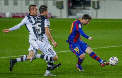 Levante namučio Barselonu: Kada je teško MESI! (VIDEO)