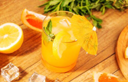 Vi birate: Tri bezalkoholna novogodišnja napitka (RECEPTI)
