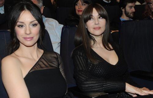 OVAKO je Sloboda Mićalović čestitala rođendan Moniki Beluči: Od koleginica PRERASLE u drugarice (FOTO)