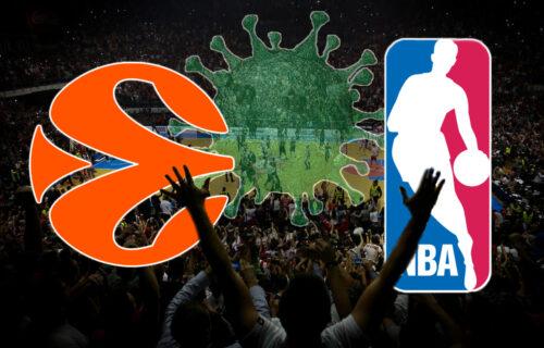 Ovo više nije ni vest: Još jedan meč u NBA ligi odložen zbog koronavirusa!