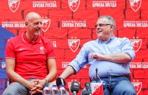 Neslavno je otišao iz Zvezde: Saša Obradović poslao poruku bivšem klubu!