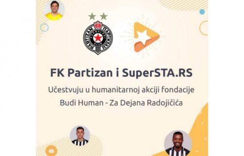 Budi još bliži omiljenim fudbalerima i učestvuj u humanitarnoj akciji: Dejanu je potrebna TVOJA pomoć!