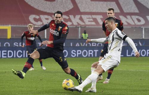 Jubilej Kristijana Ronalda: Penali spasili Juventus da ne izgubi korak za vodećima (VIDEO)