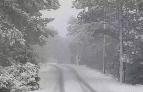 Stiže LEDENA NEDELJA u Srbiju: Polarni talas donosi temperature do minus 20 stepeni!